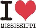 I Love MISSISSIPPI!