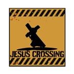 JESUS CROSSING