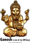 Ganesh Is One of My OM Boyz