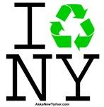 I RECYCLE NY