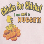 Chicks for Chicks T-Shirt