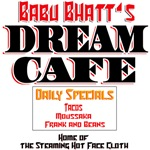 Babu Dream Cafe T-Shirts