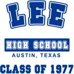 Lee High School 77 Shirt