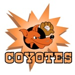 COYOTES BASEBALL TEAM T-SHIRTS AND GIFTS