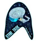 STARTREK BADGE