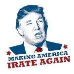Trump - Irate Again