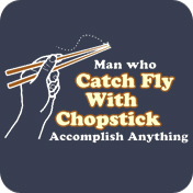 Catch Fly with Chopstick