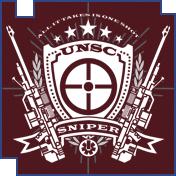 UNSC Sniper
