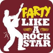 Farty Like A Rock Star