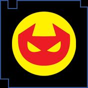 Simple Devil Icon