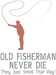 Old Fisherman Never Die