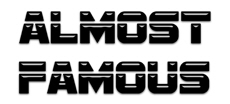 Almost Famous Design