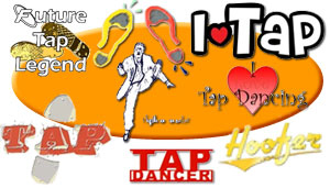 Tap Dance T-shirts & Gifts