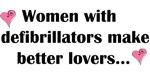 Women With Defibrillators