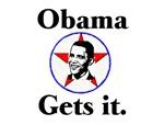 Obama Gets it
