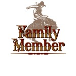Family Member Western T-Shirts