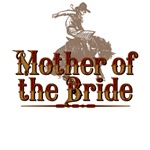 Mother of the Bride Western T-Shirts