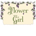 Flower Girl Vineyard T-Shirts