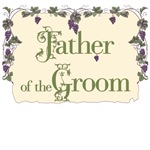 Father of the Groom Vineyard T-Shirts