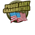 Army Grandmother T-Shirts