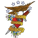 Death Before Dishonor T-Shirts
