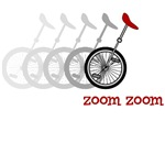 Unicycle Zoom Zoom