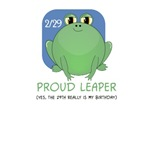 Proud Leaper T-Shirts and Gifts
