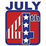 July 4th T-Shirts