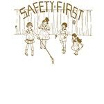 Safety First Firecracker T-Shirts
