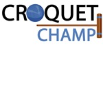 Croquet Champ T-Shirts