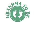 Grandma To Be (Green) T-Shirts