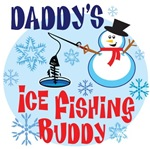 Daddy's Ice Fishing Buddy