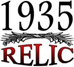 RELIC YEAR