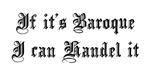 Baroque Pun