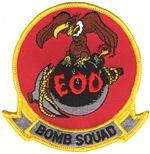 Marine Corps Bomb Squad