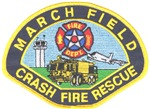 March Field Fire