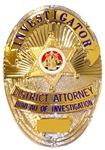 L.A. D.A. Investigator