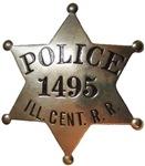 Illinois Central RR Police