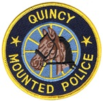 Quincy Mounted Police