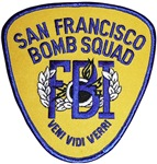 FBI EOD San Francisco