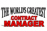 The World's Greatest Contract Manager