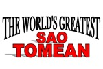 The World's Greatest Sao Tomean