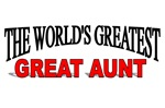 The World's Greatest Great Aunt