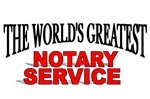 The World's Greatest Notary Service