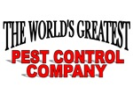 The World's Greatest Pest Control Company