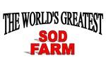 The World's Greatest Sod Farm