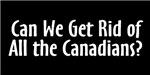 CANADIANS (BLACK)