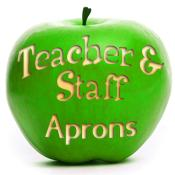 Teacher & Staff Appreciation Aprons