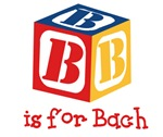 B is for Bach