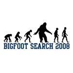 Bigfoot Search 2008